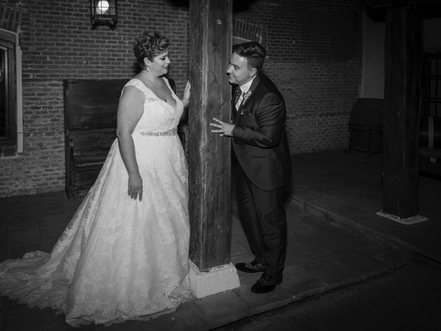 La boda de Tamara y Julian en Galapagos, Guadalajara 25