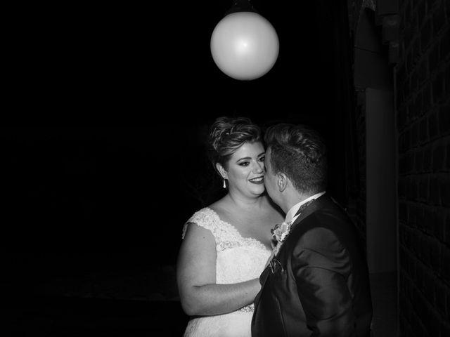 La boda de Tamara y Julian en Galapagos, Guadalajara 31