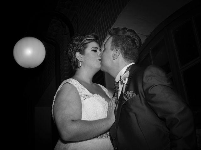 La boda de Tamara y Julian en Galapagos, Guadalajara 34