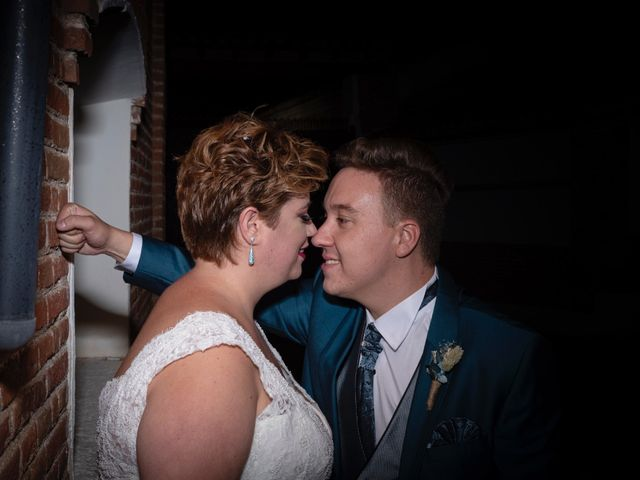 La boda de Tamara y Julian en Galapagos, Guadalajara 37