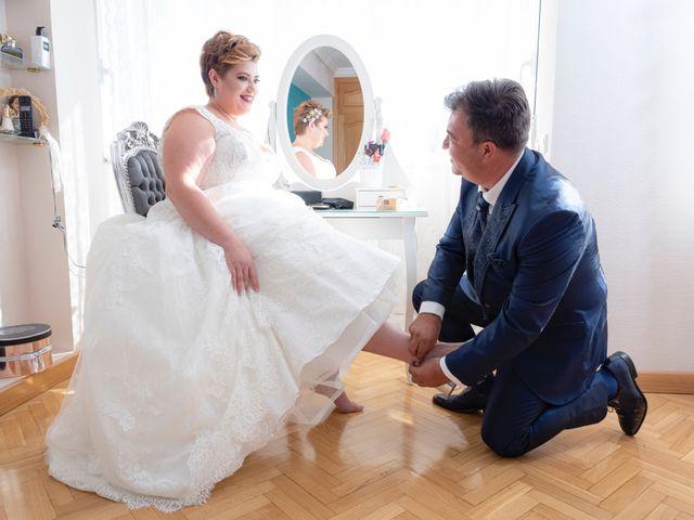 La boda de Tamara y Julian en Galapagos, Guadalajara 39
