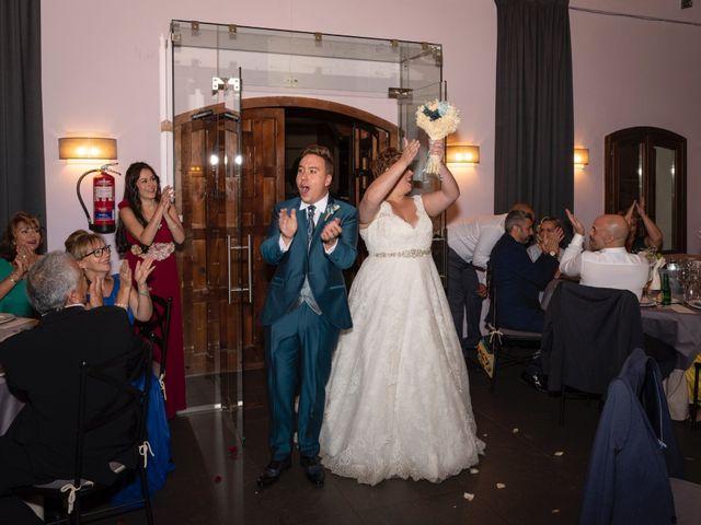 La boda de Tamara y Julian en Galapagos, Guadalajara 40