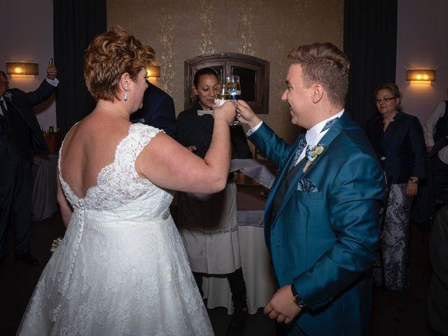 La boda de Tamara y Julian en Galapagos, Guadalajara 42