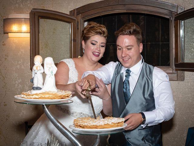 La boda de Tamara y Julian en Galapagos, Guadalajara 48