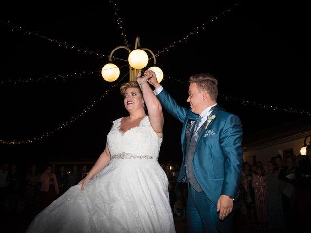 La boda de Tamara y Julian en Galapagos, Guadalajara 52