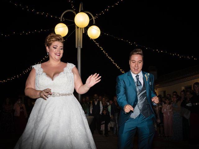 La boda de Tamara y Julian en Galapagos, Guadalajara 54