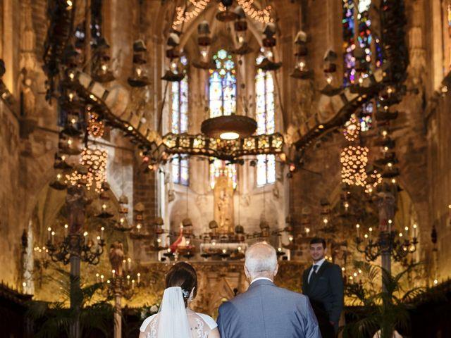 La boda de Manuel y Carolina en Palma De Mallorca, Islas Baleares 20