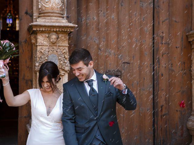 La boda de Manuel y Carolina en Palma De Mallorca, Islas Baleares 25