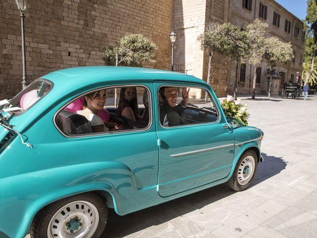 La boda de Manuel y Carolina en Palma De Mallorca, Islas Baleares 29