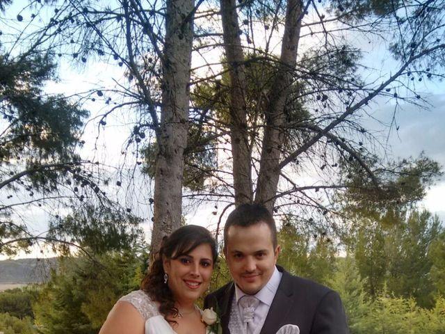 La boda de Ruben y Natalia en Chinchon, Madrid 1