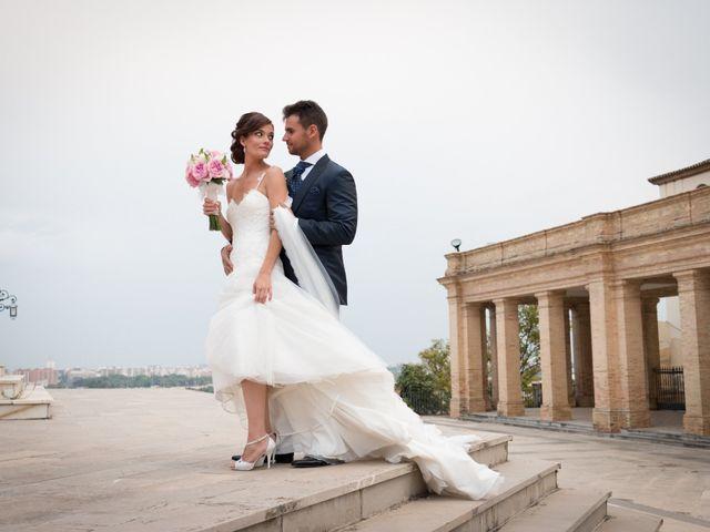 La boda de Francisco y Luz Maria en Dos Hermanas, Sevilla 11