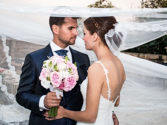 La boda de Francisco y Luz Maria en Dos Hermanas, Sevilla 12