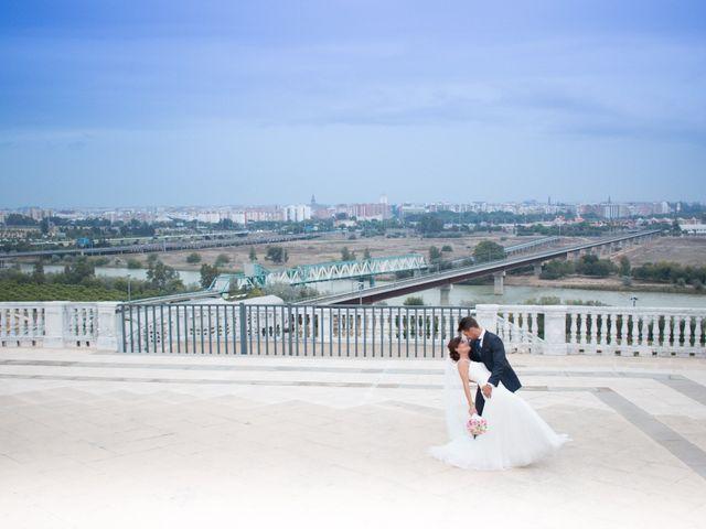 La boda de Francisco y Luz Maria en Dos Hermanas, Sevilla 13