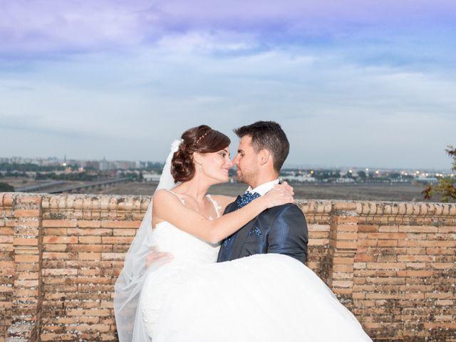 La boda de Francisco y Luz Maria en Dos Hermanas, Sevilla 14