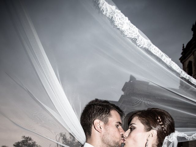 La boda de Francisco y Luz Maria en Dos Hermanas, Sevilla 17