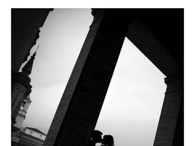 La boda de Francisco y Luz Maria en Dos Hermanas, Sevilla 20