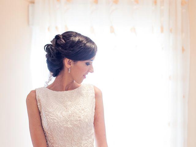 La boda de Tines y Sandra en Carrion De Calatrava, Ciudad Real 9