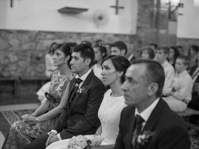 La boda de Tines y Sandra en Carrion De Calatrava, Ciudad Real 10