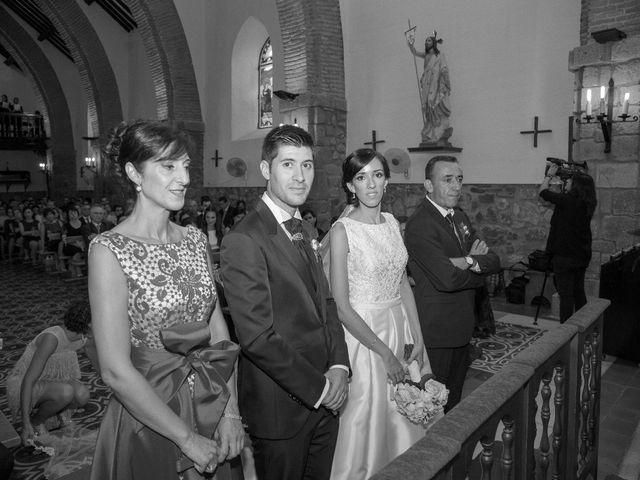 La boda de Tines y Sandra en Carrion De Calatrava, Ciudad Real 11