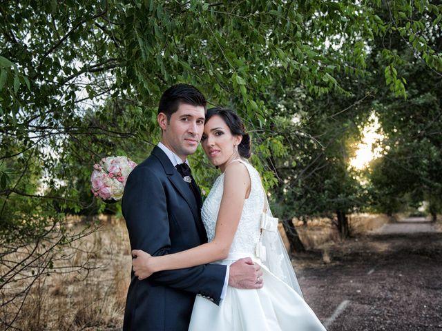 La boda de Tines y Sandra en Carrion De Calatrava, Ciudad Real 13