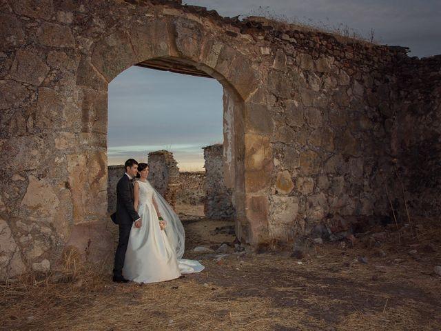 La boda de Tines y Sandra en Carrion De Calatrava, Ciudad Real 15
