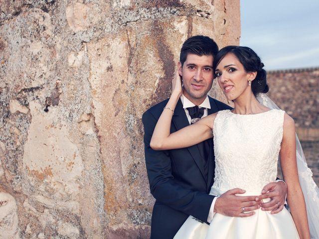 La boda de Tines y Sandra en Carrion De Calatrava, Ciudad Real 16
