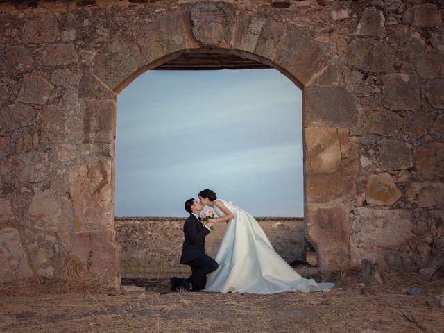La boda de Tines y Sandra en Carrion De Calatrava, Ciudad Real 17