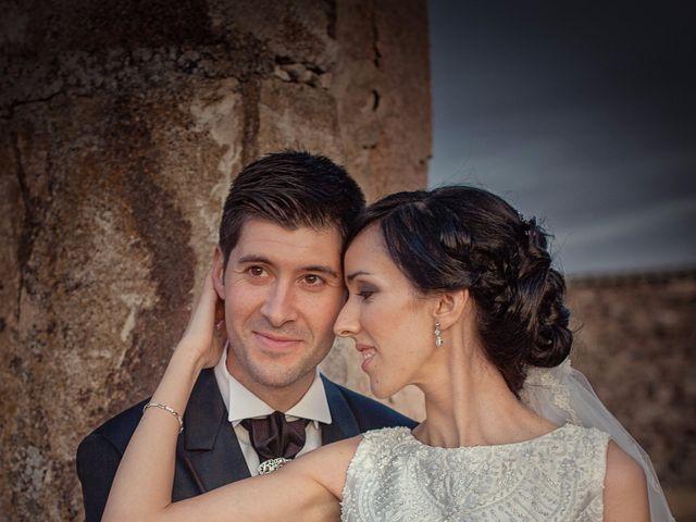 La boda de Tines y Sandra en Carrion De Calatrava, Ciudad Real 18
