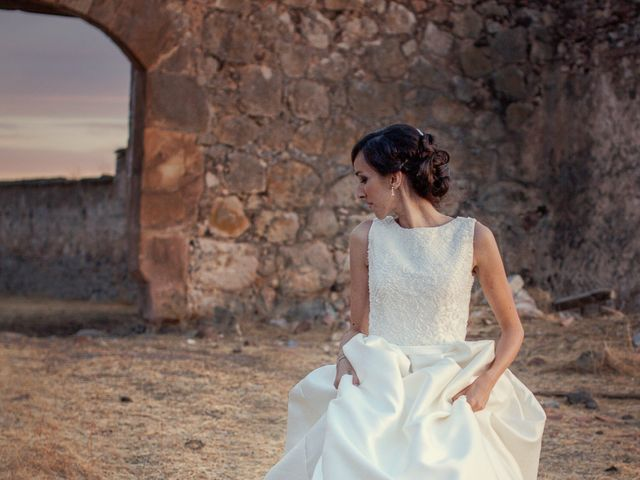 La boda de Tines y Sandra en Carrion De Calatrava, Ciudad Real 19