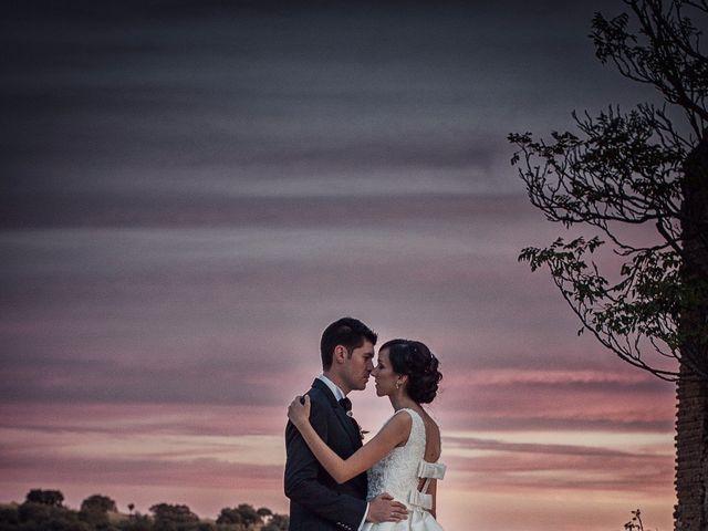 La boda de Tines y Sandra en Carrion De Calatrava, Ciudad Real 20