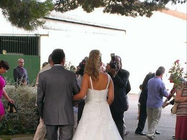 La boda de Carolina  y Josep en Olerdola, Barcelona 3