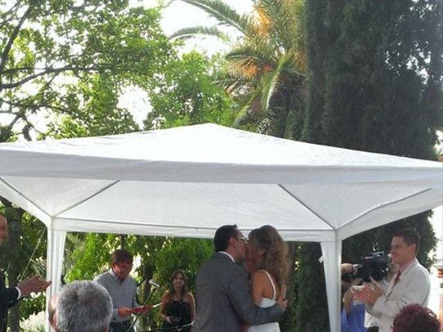 La boda de Carolina  y Josep en Olerdola, Barcelona 4