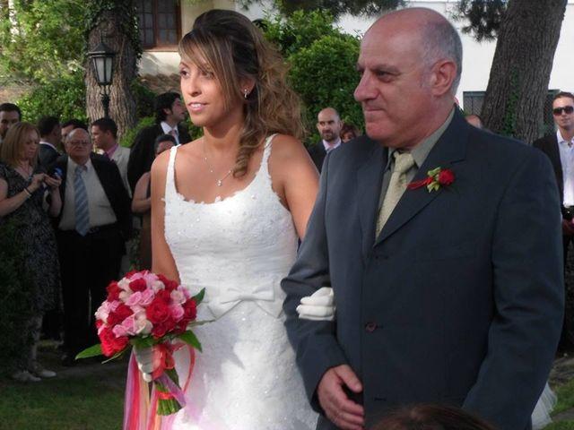 La boda de Carolina  y Josep en Olerdola, Barcelona 1