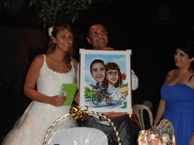 La boda de Carolina  y Josep en Olerdola, Barcelona 2