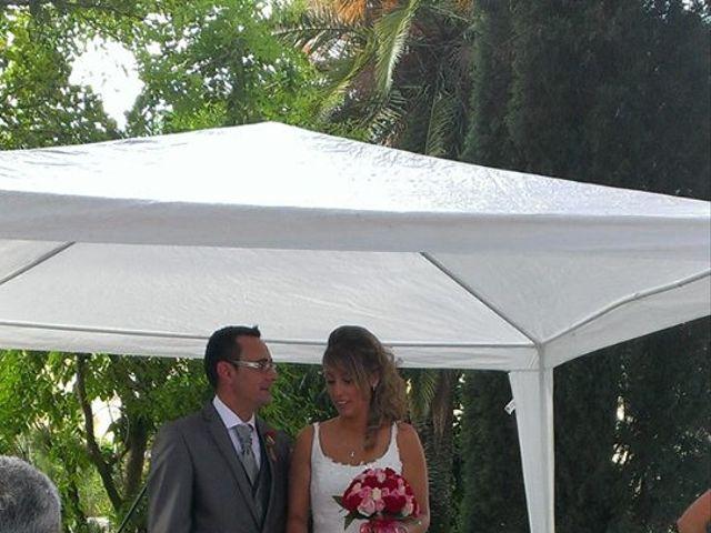 La boda de Carolina  y Josep en Olerdola, Barcelona 6