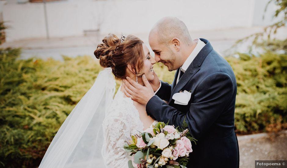La boda de Damian y Rosalía en Antequera, Málaga