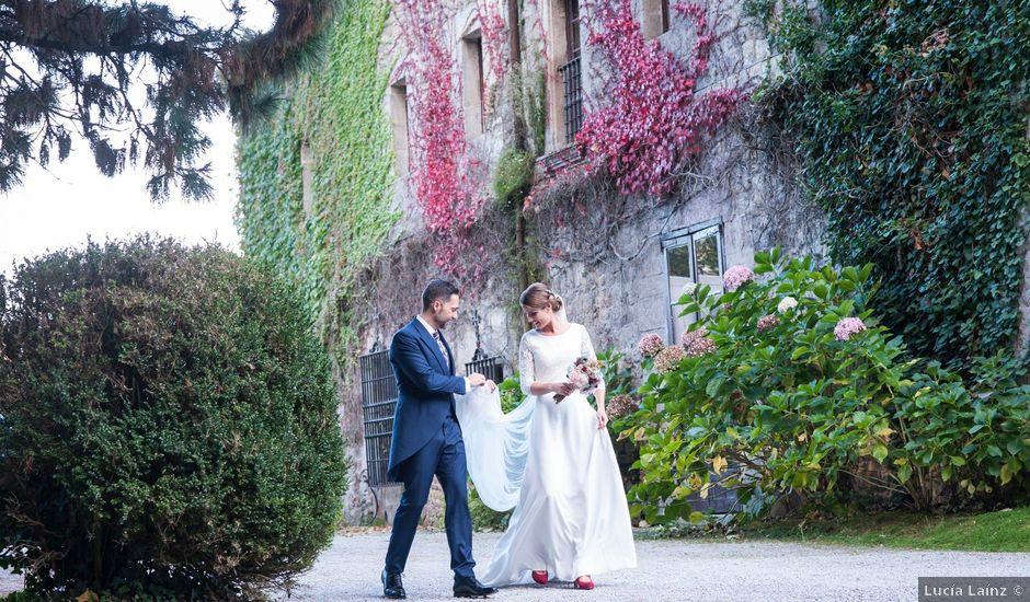 La boda de Miguel y Andrea en Castañeda, Cantabria