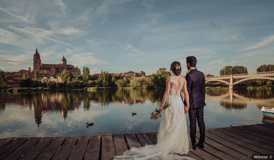 La boda de Pablo y Rocio en Salamanca, Salamanca