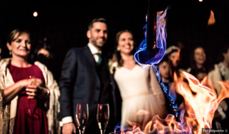 La boda de Javi y Sara en San Agustin De Guadalix, Madrid