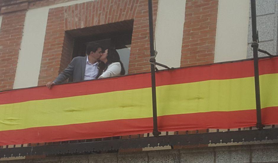 La boda de Guillermo y Alba en Madrid, Madrid