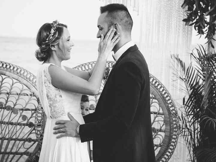 La boda de Marina y Jose M.