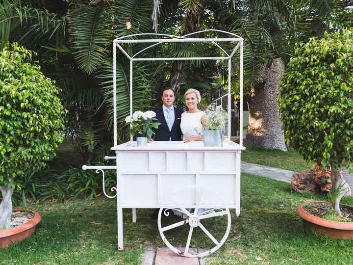 La boda de Ieva y Francisco