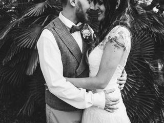 La boda de Tania y David 1