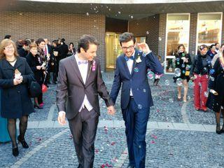 La boda de Dan y Mario