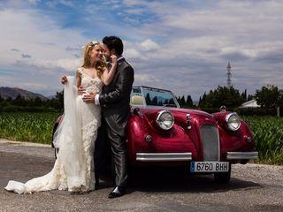 La boda de Elena y Jessie