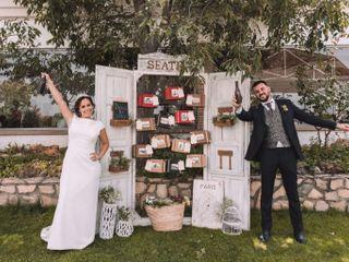 La boda de Rosa y Jorge