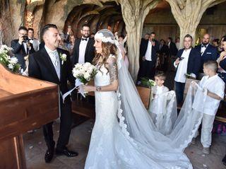 La boda de Nora y Eduardo