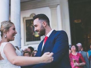 La boda de Miriam y Chema 2