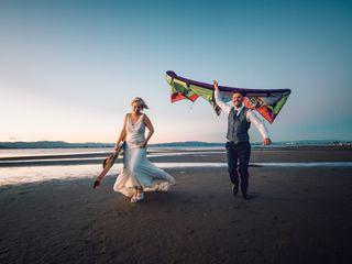 La boda de Rebeca y Jaume