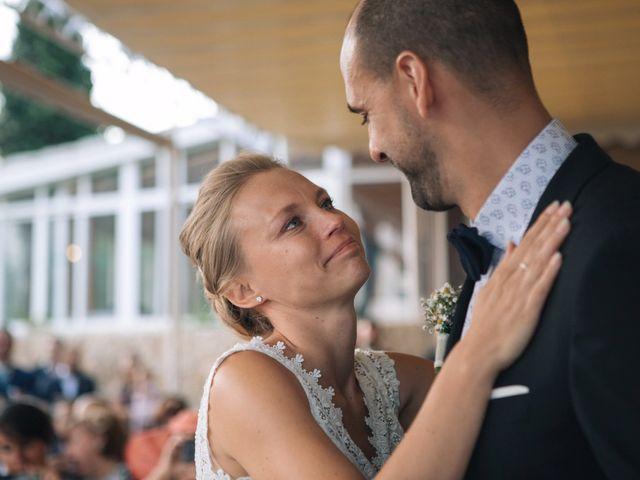 La boda de Miguel y Sine en La/villajoyosa Vila Joiosa, Alicante 35